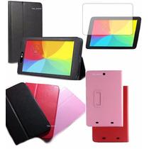 Capa Case P Tablet Lg G Pad 8 Polegadas V490 V480 + Película