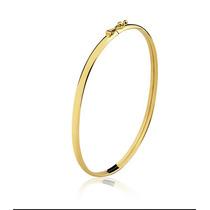 Bracelete Em Ouro Amarelo 18k - Vida Jóias