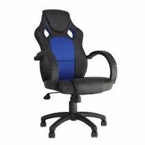 Cadeira Gamer Ou Escritório Racer Giratoria Estofada
