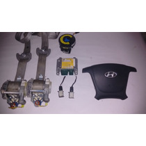 Kit Air Bag Santa Fe 2008 Completo