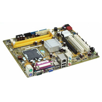Placa Mãe Desk Positivo Intel Lga775 Ddr2 Pos- Ag31ap Model