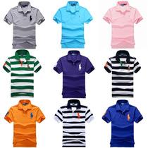 Camiseta Gola Polo Ralph Lauren Abercrombie Hollister Ck