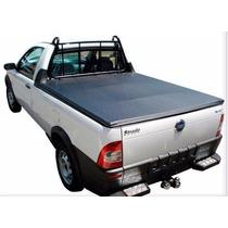 Grade Vigia Fiat Strada 1998 A 2015 Protetor Vidro Traseiro