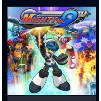 Mighty No. 9 Lançamento! Ps3 Midia Digital Psn Jogos