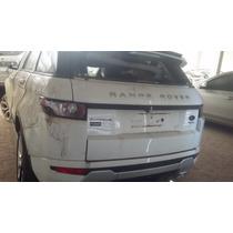 Sucata Land Rover Evoque Import Multipeças