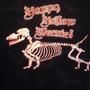 Camiseta Hellowenn Brilha No Escuro Importada M