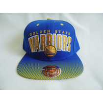 Boné Golden State Warrios Snapback Mitchell & Ness Original