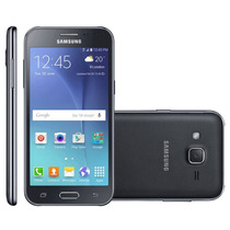 Smartphone Samsung Galaxy J2 Tv Duos Preto 2 Chips Quad Core