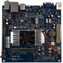 Placa Mae Ecs Desktop Nm70-i Ddr3 Suporta Até 8 Giga