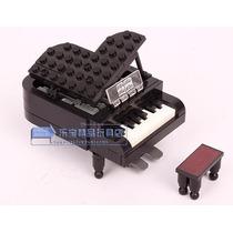 Piano Compativel Ao Lego 141 Peças