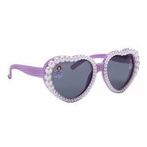 Óculos De Sol Da Princesinha Sofia Original Disney - 100% Uv