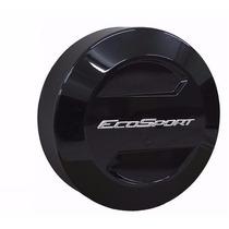 Capa Para Estepe Ecosport 2013/.. Step Box Preto Ebony