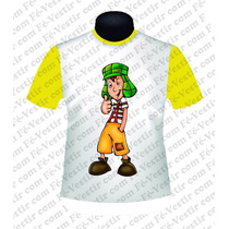 Camiseta Personalizada - Chaves - 251