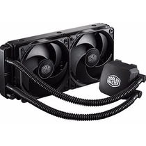 Water Cooler Master Nepton 240m Radiador 2x Fan 120 Mm Duplo