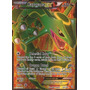 Card Rayquaza Ex Full Art 123/124