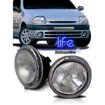 Farol Milha Clio Kangoo Twingo 99 2000 2001 2002 Auxiliar