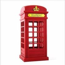 Luminaria Abajour Cabine Telefonica Londres Frete Grátis !!!