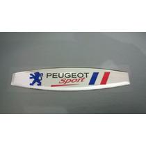 Emblema Peugeot Sport França 308 2008