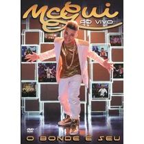 Mc Gui O Bonde É Seu - Ao Vivo - Dvd