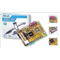 Kit Placa Mae 775 Asus P5gc-mx Processador Intel E Cooler