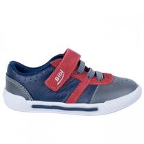 Tênis Infantil Masculino Bibi Sneakers New 777060