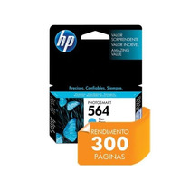 Cartucho De Tinta Hp Cb318wl Hp 564 Ciano 3,5ml