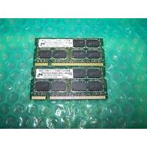 Memoria Ram Ddr2 4gb ( Kit 2 Pentes De 2gb ) Pc2 6400s 666