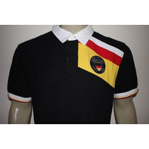 Camisa Polo Tommy Hilfiger Custom Fit - Bordada Masculina