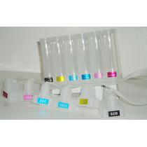 Bulk Ink Hp H02, 6 Cores Individuais Com Chip