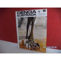 Revista Ciência Ilustrada Nº100 Vol.7 Abril Cultural Ind1971