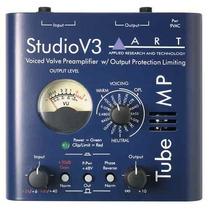 Pré Amplificador De Microfone Art Tube Mp Studio V3