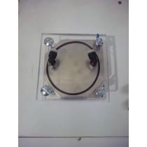 Gerador De Hidrogenio Carros 1.0 Hho Inox 316l 110 X 110mm