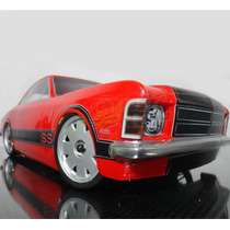 Carro Himoto Opala Ss 4wd 1/10 2.4ghz Rtr Lipo Brushless Rc