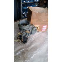 Carburador Original Werber Opala 228 4 Cc Rural Jeep 4 Cc