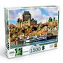 Quebra Cabeça Puzzle Grow 1500 Peças Paisagem Quebec 03236