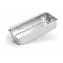 Forma Assadeira De Pão Gelo Bolo 27x12x5 - Alumínio Goiás