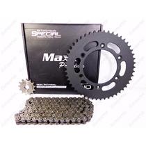 Kit Relação Transmissão Maxx Black Honda Crf 230 13/50 C/ret