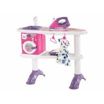 Lavanderia Infantil Laundry Center Calesita Ref 314 Brincar