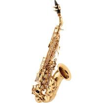 Saxofone Sopranino (soprano Curvo) - Hofma Hsp 408