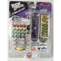 Tech Deck - Skate De Dedo - S U P E R Set Completo (lv 39)