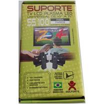 Suporte Tv Lcd 10 A 71 Polegadas Fixo Ss100 Sulforte