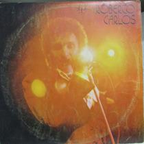 Lp Roberto Carlos 1977 Ótimo Estado Vg+ Com Encarte