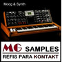 Samples Moog & Synth Kontakt + Brindes + Download