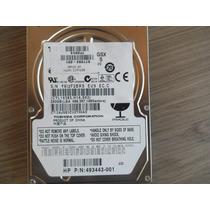 Placa Logica Hd Toshiba Para Notebook 250 Giga