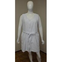 Roupão Banho Feminino Robe Ziper Saida De Praia - Plus Size