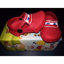 2 Pares Sandália Infantil Disney Crocs Qualquer Modelo Show