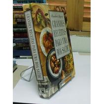 Livro Grandes Receitas Para Uma Boa Saúde