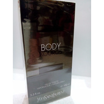 Perfume Body Kouros Yves Saint Laurent Masculino Original
