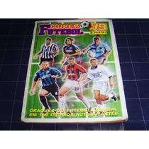Álbum De Figurinhas - Super Futebol 99