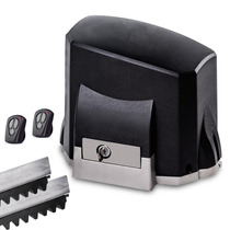 Portão Eletrônico Kit Motor Garen Kdz Semi Industrial 1/2hp